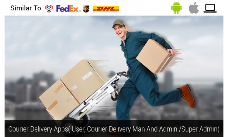 Similar to Fedex, My hermes, DHL, DPD, Interparcel