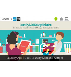 Similar to wish2wash for Android, ios and web