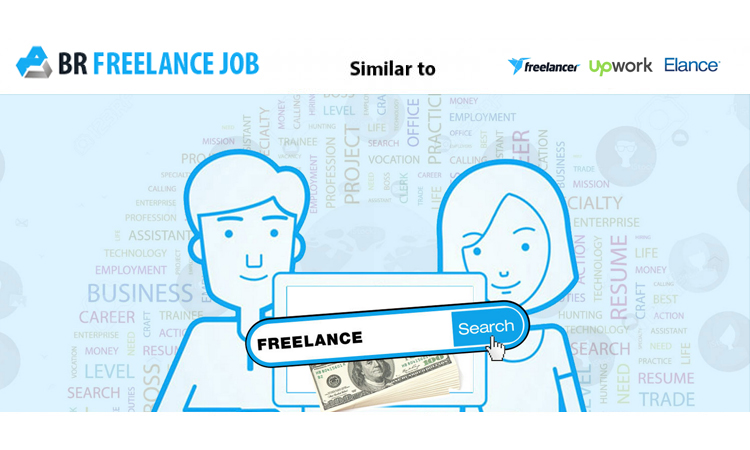 Similar to Freelance, Elance and Upwork